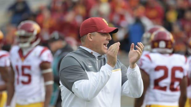 Clay Helton USC