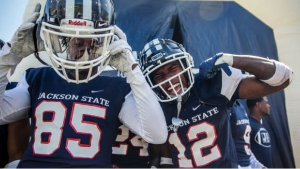 Photo credit: Mississippi Today https://mississippitoday.org/2018/10/14/jackson-state-university-2018-homecoming-highlights/