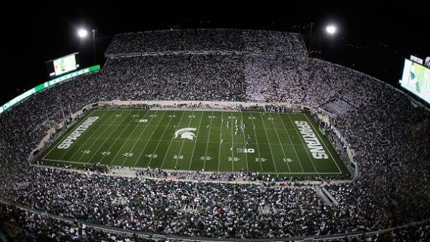 Notre Dame v Michigan State
