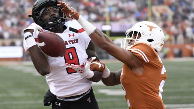 Texas Texas Tech