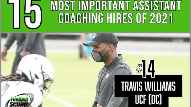 Travis Williams graphic