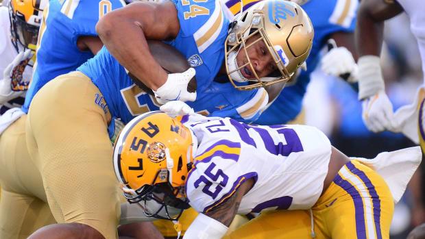 UCLA LSU