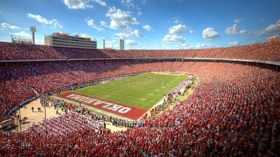 Official: Texas, Oklahoma accept SEC invites, become league's 15th and 16th members