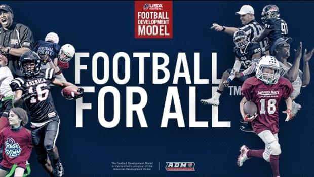 USA Football for all