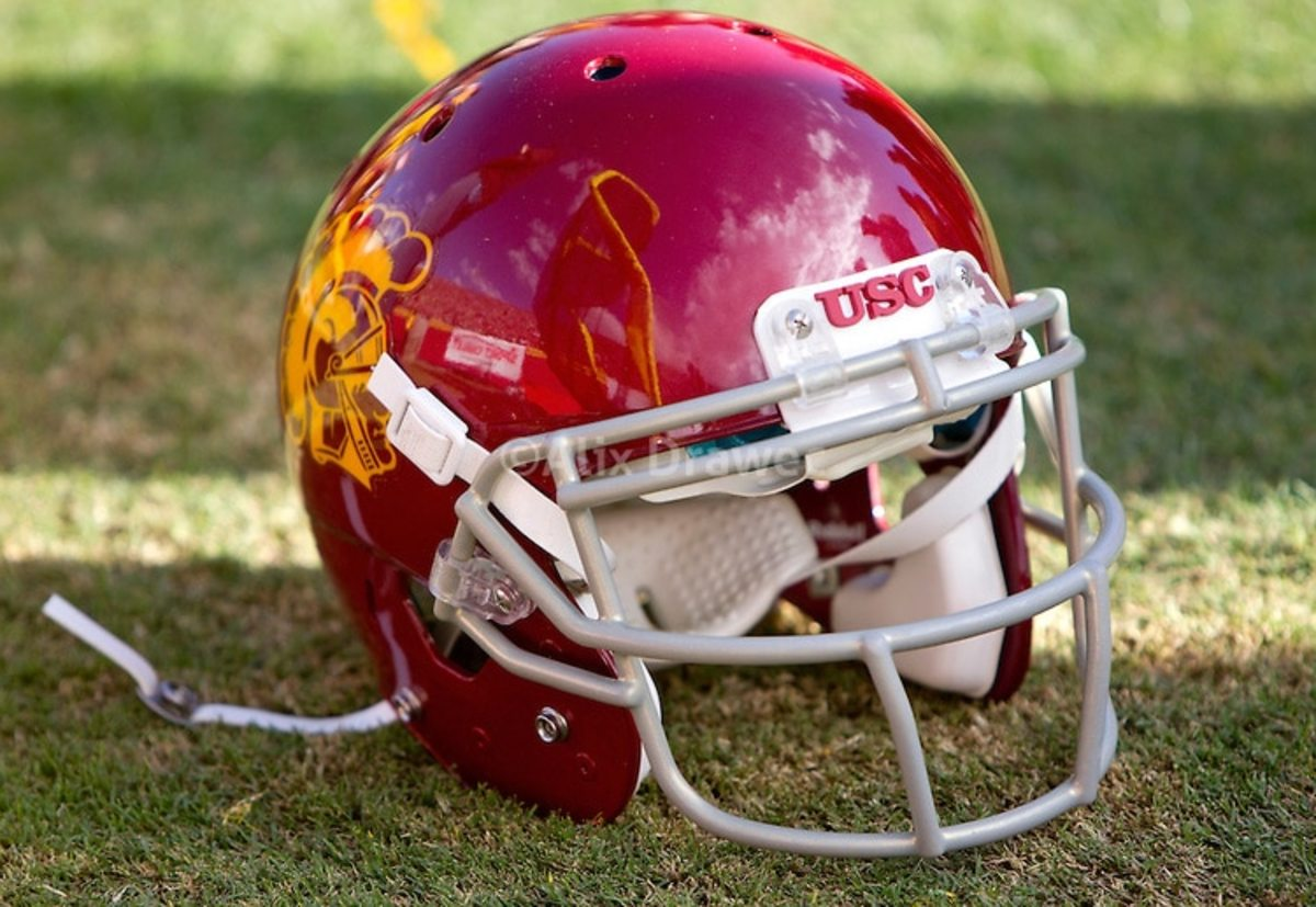 NCAA Football 2012: ASU at USC Nov. 10