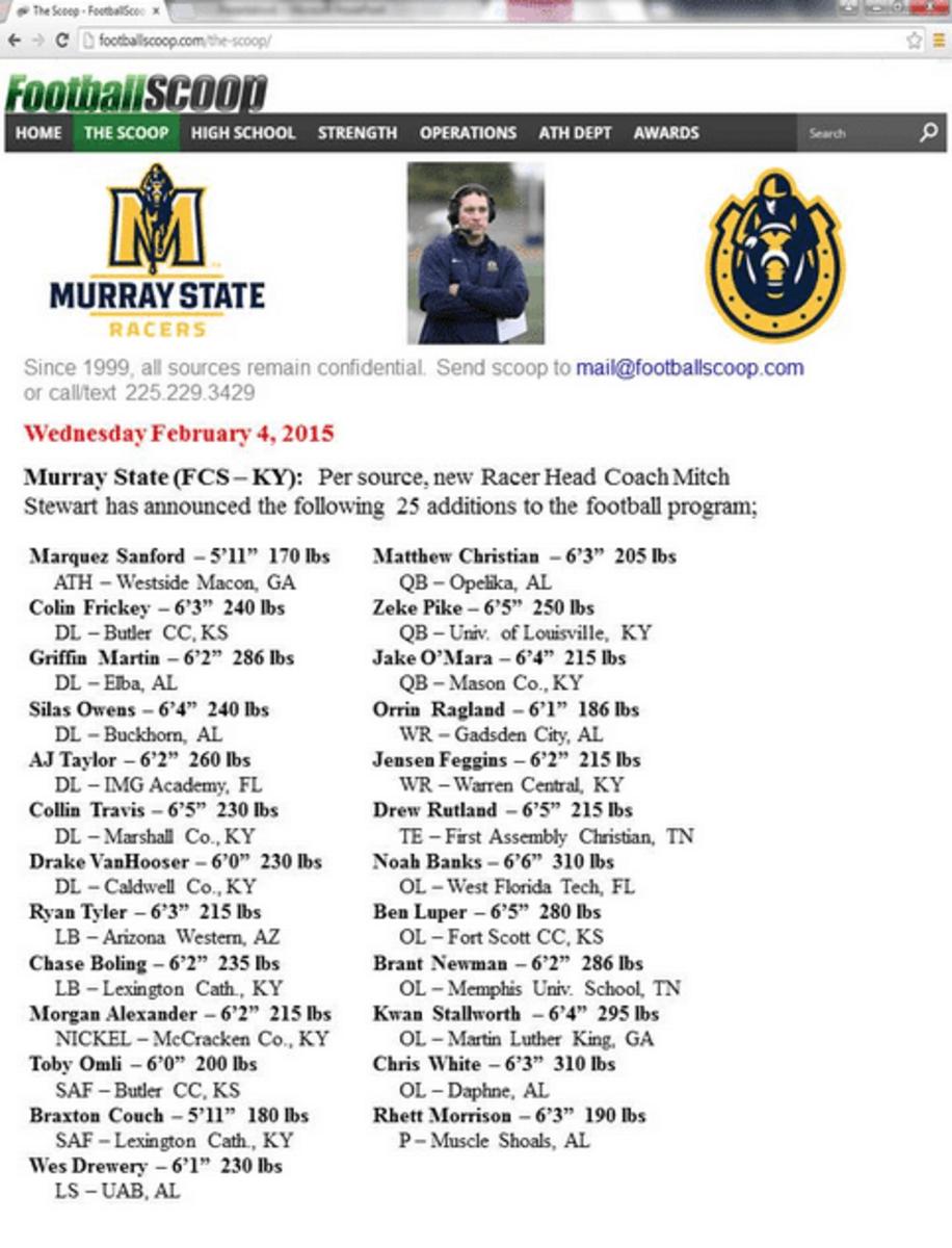 MurrayState-FootballScoopGraphic