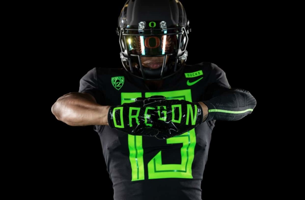 Oregon 11