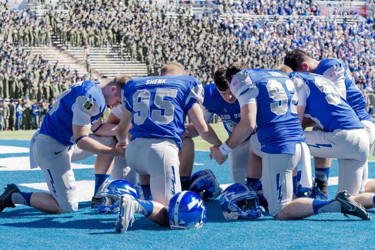 Air Force prayer