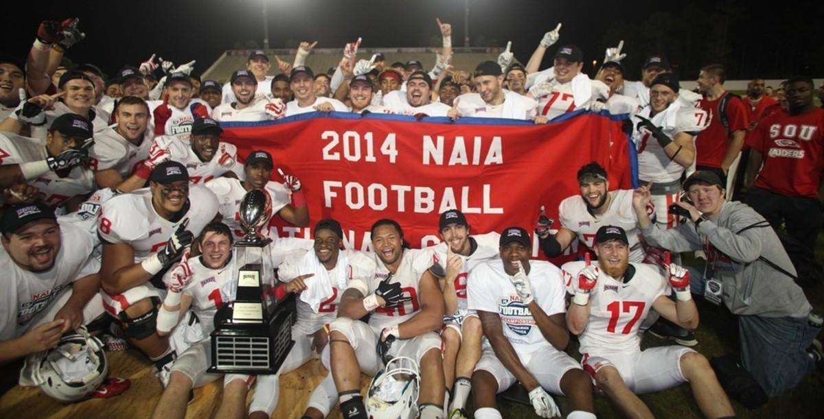Southern Oregon wins its first NAIA national championship ...
