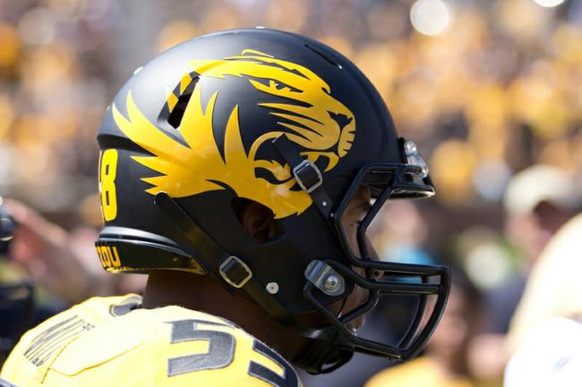 Missouri helmet