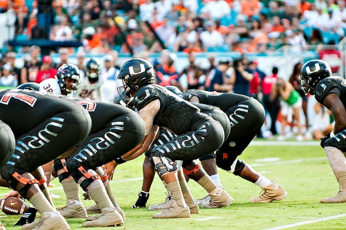 Miami all black