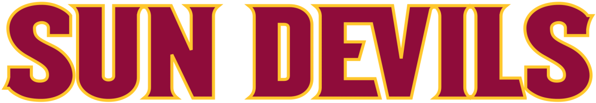 Arizona State Sun Devils wordmark