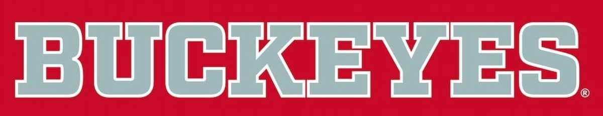Ohio State Buckeyes wordmark