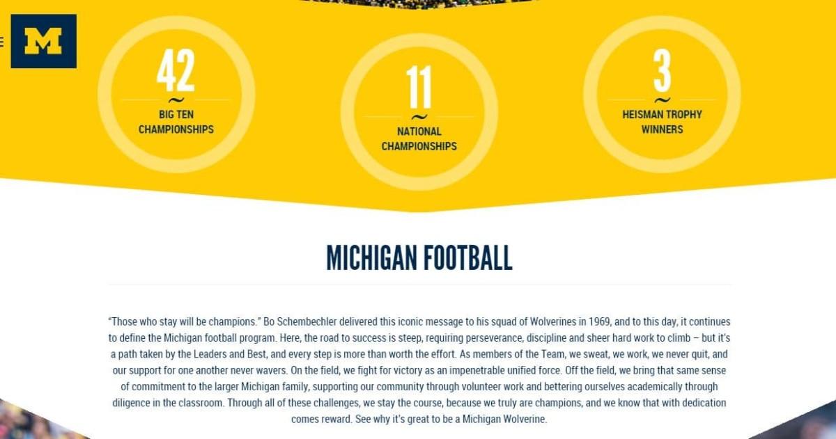 MichiganRecruitingPage