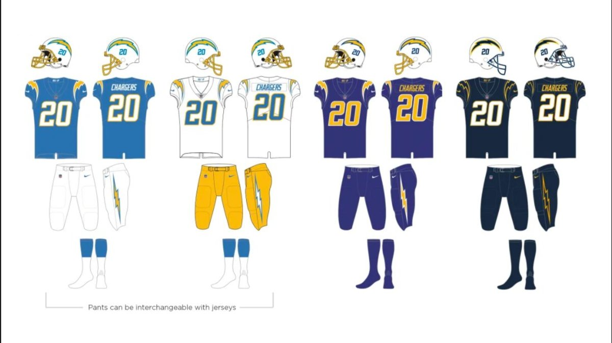 Chargers full