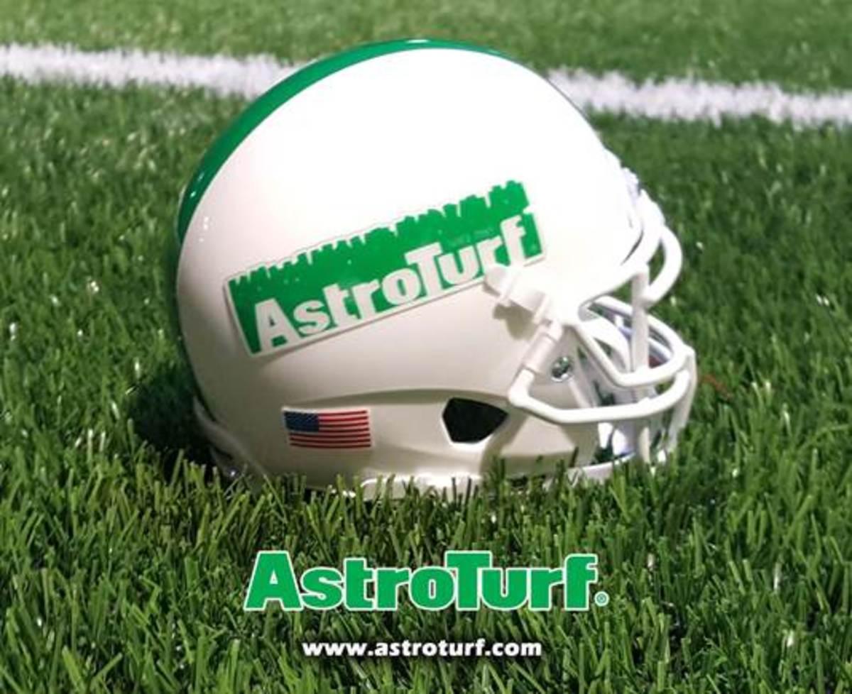 AstroTurfHelmet