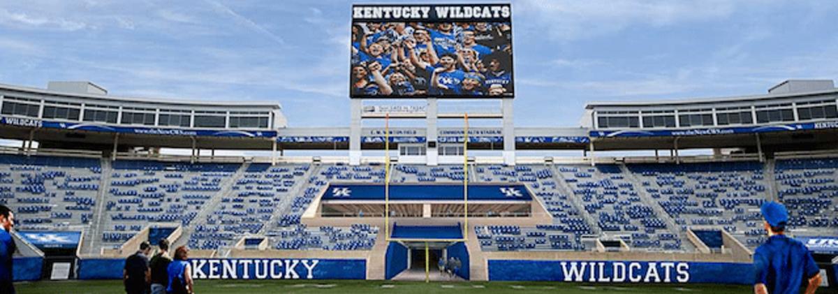 Kentucky video screen