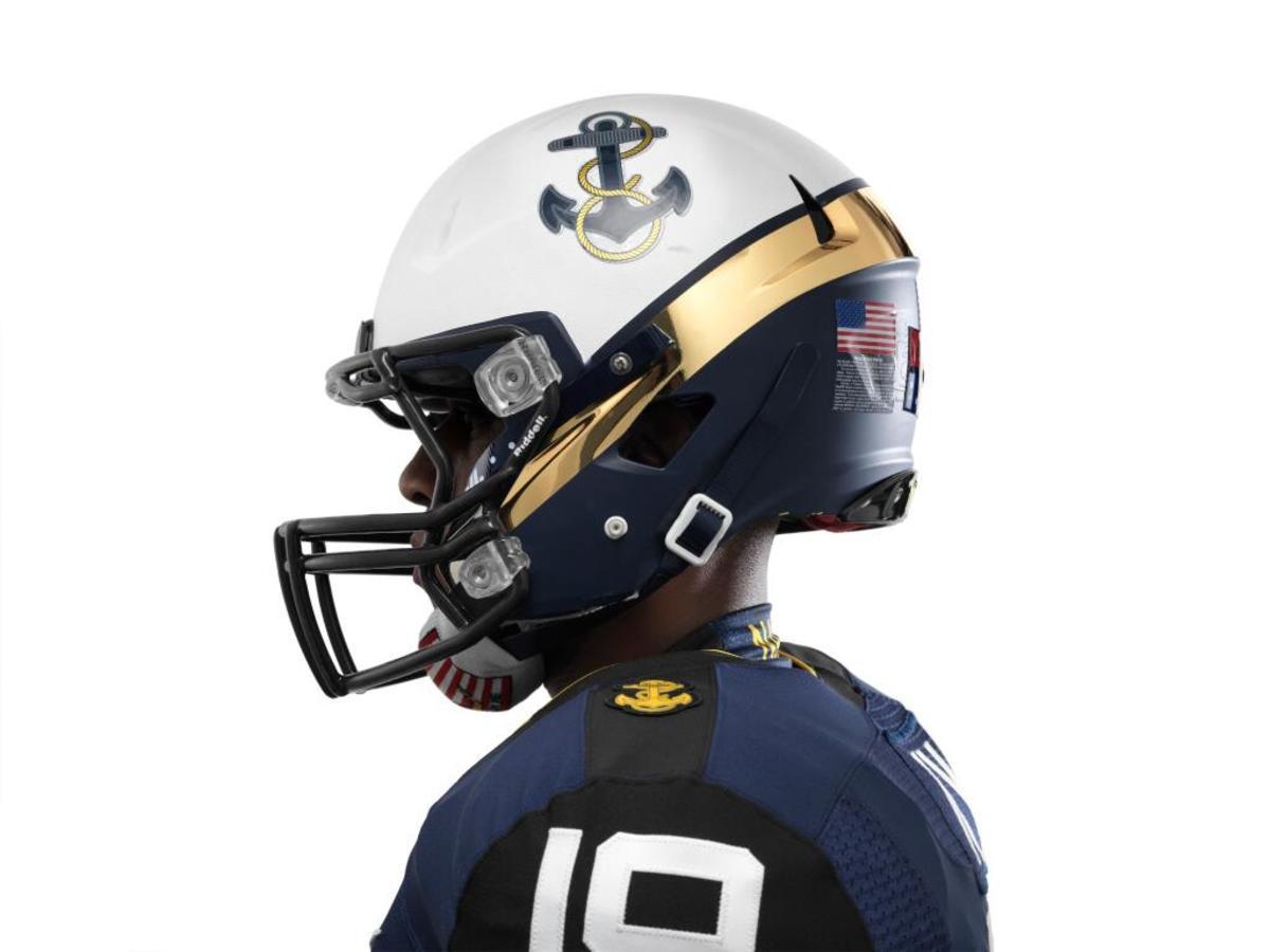 Army Navy helmet
