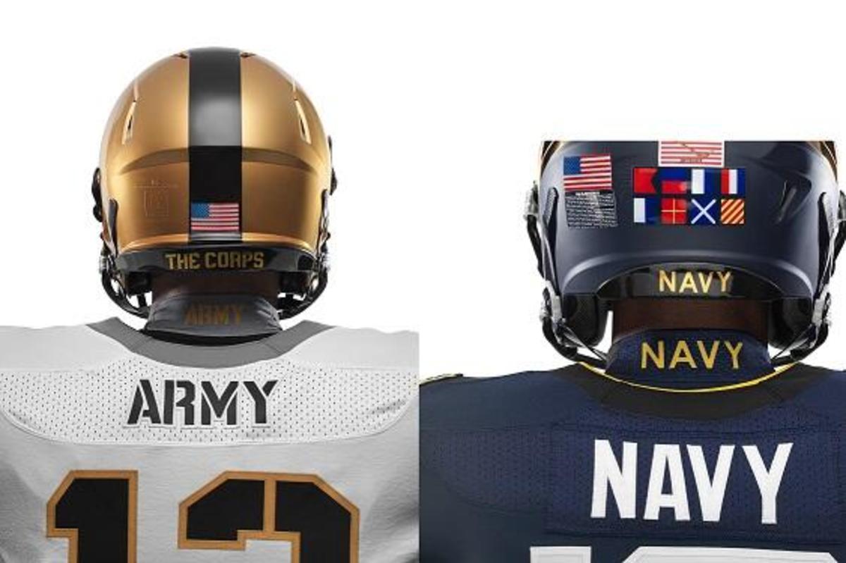 Army Navy helmets