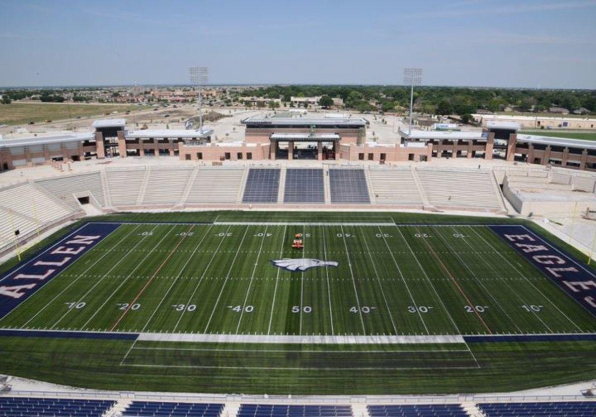 60 Million High School Field Footballscoop