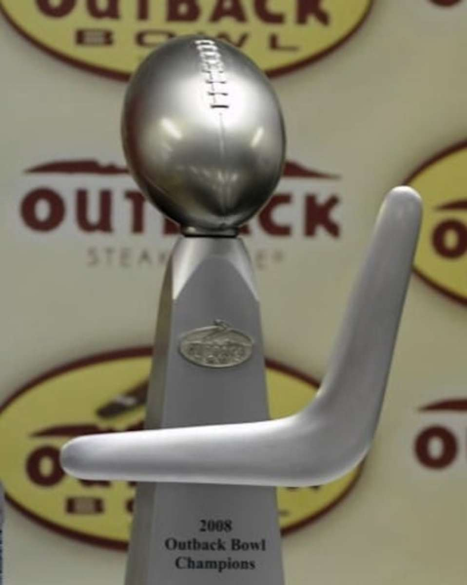 Outback Bowl trophy2