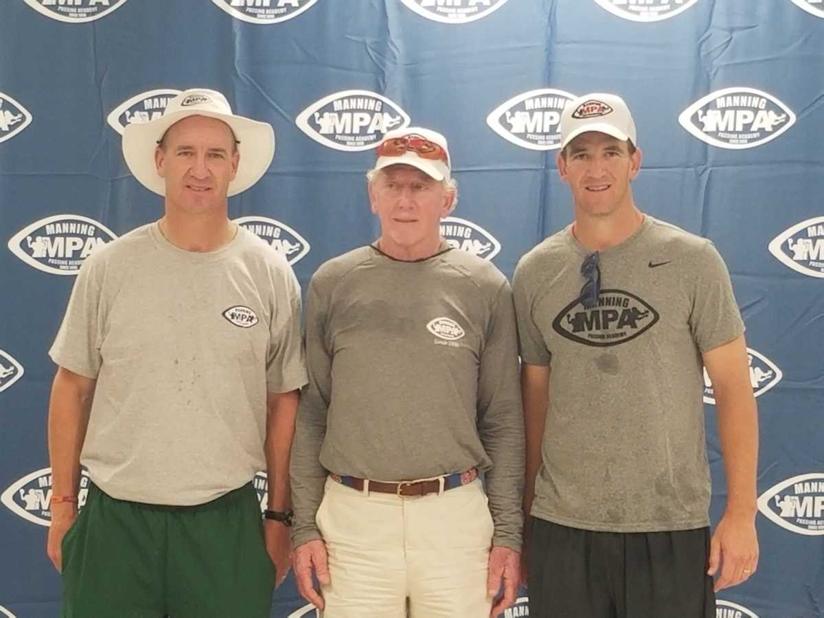 Manning Passing Academy