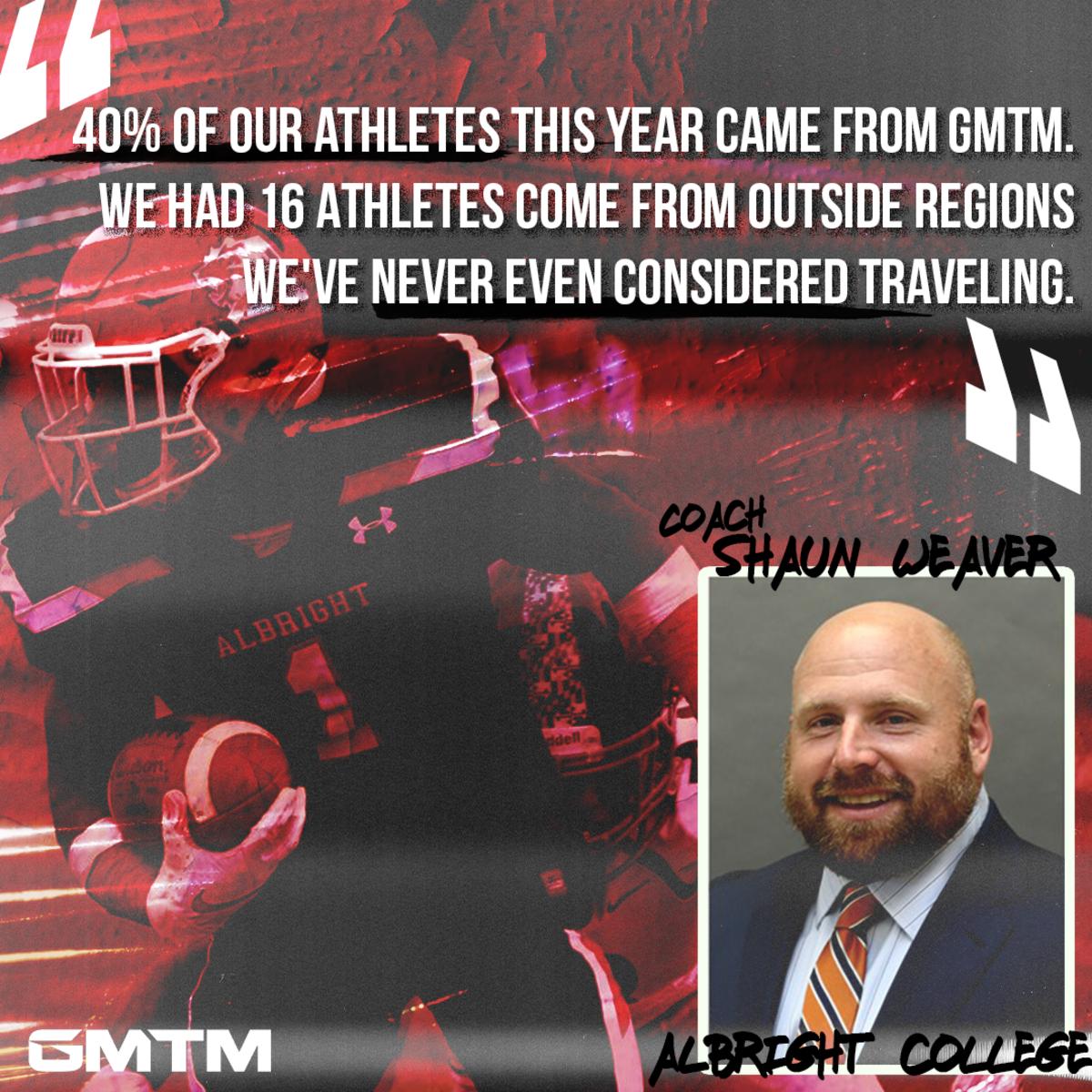 Coach Weaver Quote