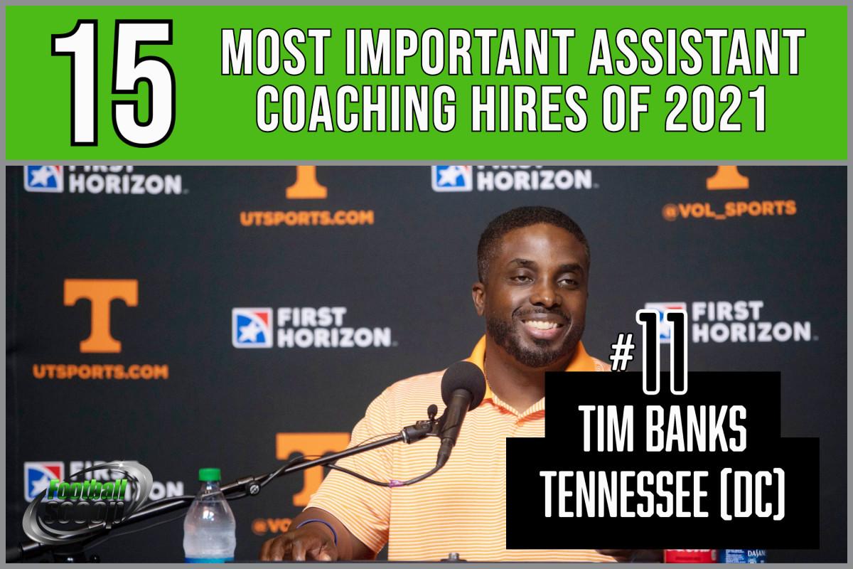 Tim Banks Tennessee